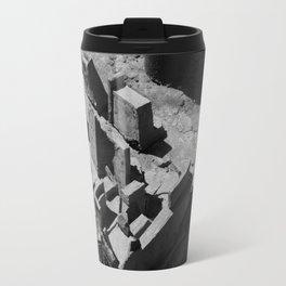 The Clay Labyrinth Ruins Travel Mug