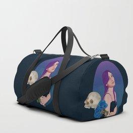 Goth Duffle Bag