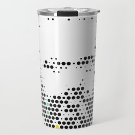 Marx in Dots Travel Mug