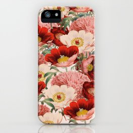 Vintage Garden #society6 iPhone Case
