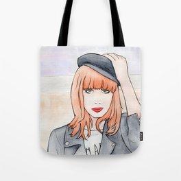 Miss P. Tote Bag