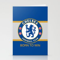 chelsea Stationery Cards featuring Chelsea by DeBUM