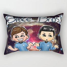 Star Trek: Space Bros Rectangular Pillow