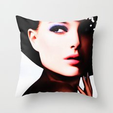 LIKE A DIVA Throw Pillow