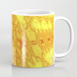 Fractal Abstract 50 Coffee Mug