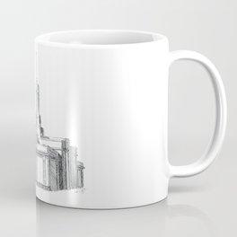 Mount Timpanogos LDS Temple Coffee Mug
