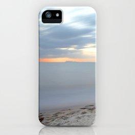 Driftwood Sunset iPhone Case