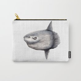 Sunfish (Mola mola) Carry-All Pouch