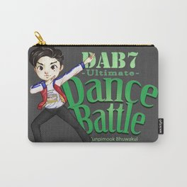 Bambam Dab King Carry-All Pouch