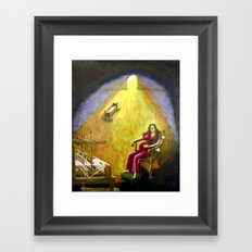 High Hopes Framed Art Print