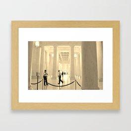 United States Supreme Court Framed Art Print