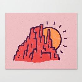 Utah Canvas Print