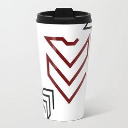 Arrow to your heart Travel Mug