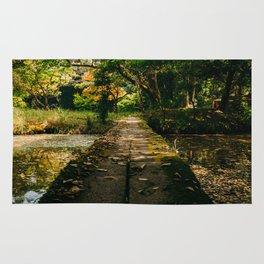 Usa Shrine Bridge Rug