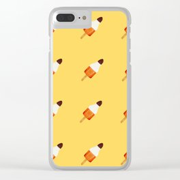 Rockets ! Clear iPhone Case