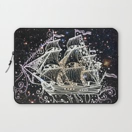 The Great Sky Ship II Laptop Sleeve