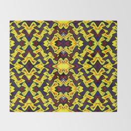 Colorandblack serie 58 Throw Blanket