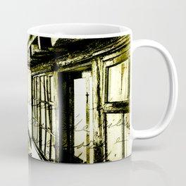VintageStyle Postcard of an Old Backstreet Coffee Mug
