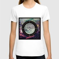 compass T-shirts featuring Compass by Luisa Burgoyne