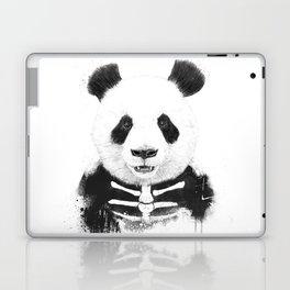 Zombie panda Laptop & iPad Skin