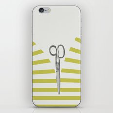 Seamstress iPhone & iPod Skin