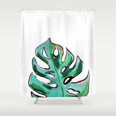 Life In The Shaded, Warm Air Is Good For The Soul II Shower Curtain