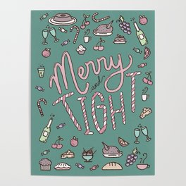Merry & Tight Poster
