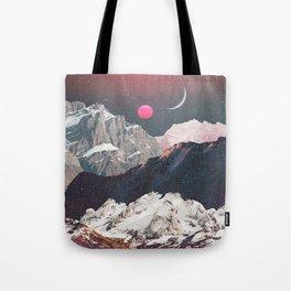 SUN vs. MOON Tote Bag