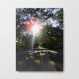 Sun Light, Sun Bright Metal Print