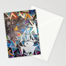CLIFF HANGER Stationery Cards