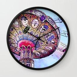 Seaswing Wall Clock