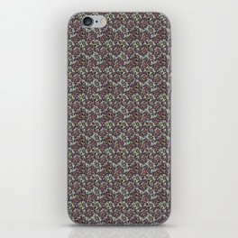 Cubed Butterfly iPhone Skin