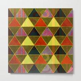 Abstract #474 Metal Print
