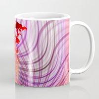 dragon Mugs featuring Dragon by haroulita