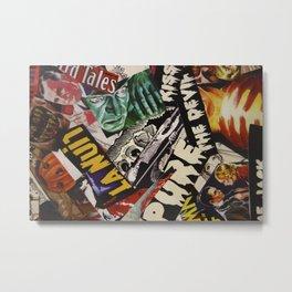 La Nuit 2 (Alternative) Metal Print