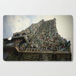 Hindi Temple Madurai Cutting Board