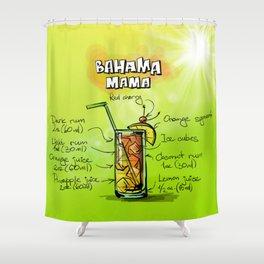 Bahama_Mama_002_by_JAMFoto Shower Curtain