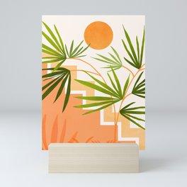 Summer In Santa Fe Mini Art Print