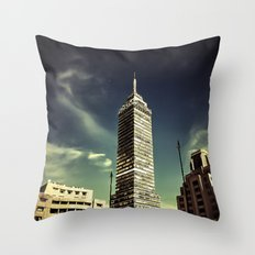 Latino Throw Pillow