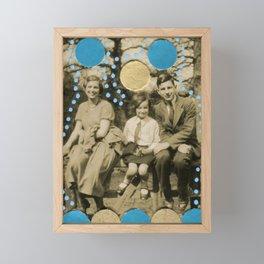 Confetti Series 006 Framed Mini Art Print