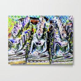 Buddhas Metal Print