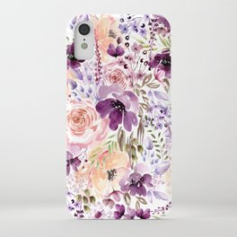 Floral Chaos iPhone Case