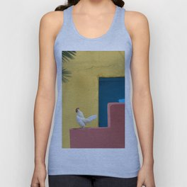 rooster Unisex Tank Top