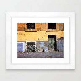 Old Trastevere Framed Art Print