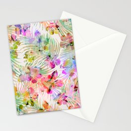 SWEET TROPICS Stationery Cards