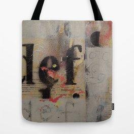 """""""DEF"""" Tote Bag"""
