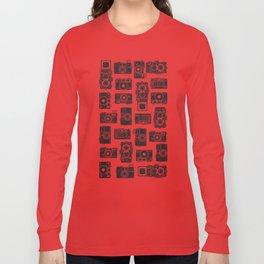 Yashica bundle Camera Long Sleeve T-shirt