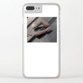 getting in Clear iPhone Case