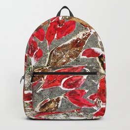 Softly Falling Backpack
