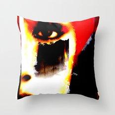 Dream Empress Throw Pillow
